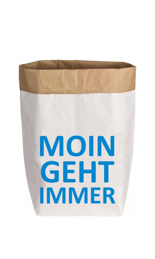 nat rlich aus hamburg mittlere paperbag moin geht immer von 17 30 g nstig online kaufen. Black Bedroom Furniture Sets. Home Design Ideas